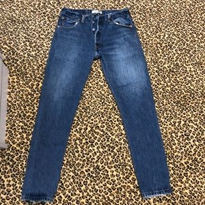 NWOT redone jeans